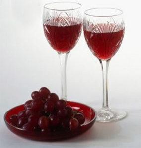 Ликер из винограда изабелла в домашних условиях