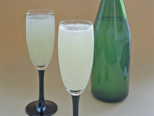 Шампанское с бузины