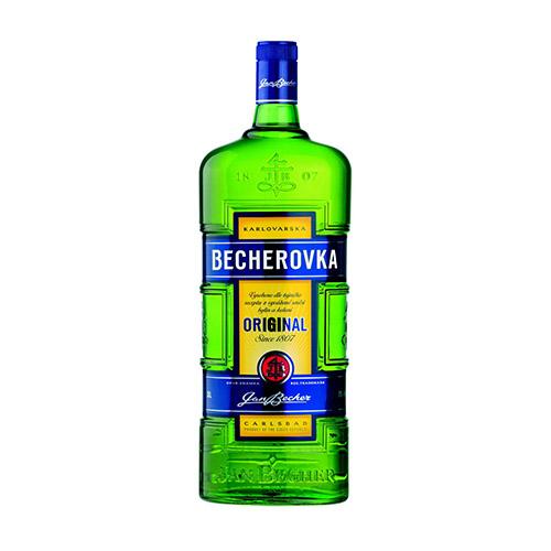 рецепты водки бехеровка